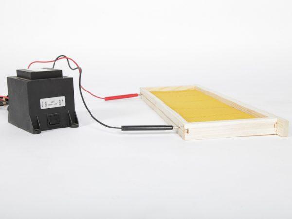 Transformateur soude cire 24V - 60W