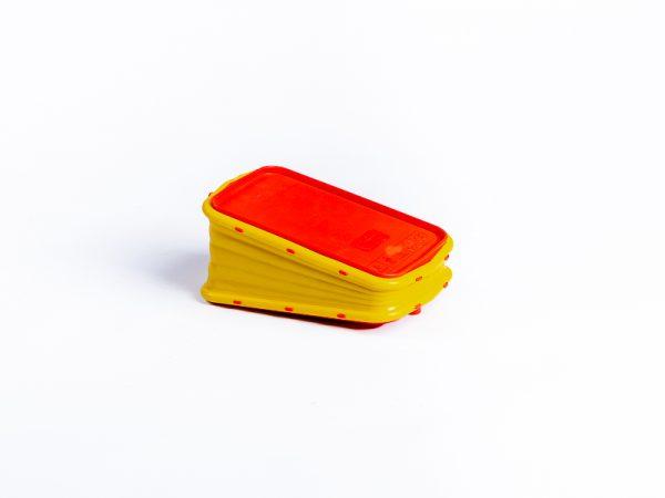 Soufflet plastique pour enfumoir