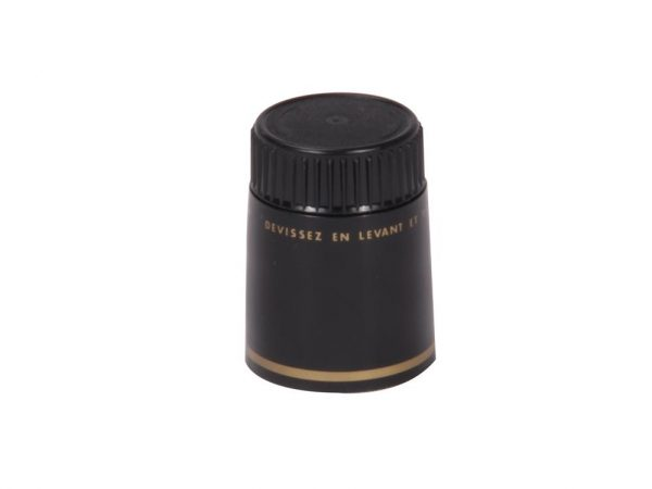 12 Capsules Verplast Longue Noire