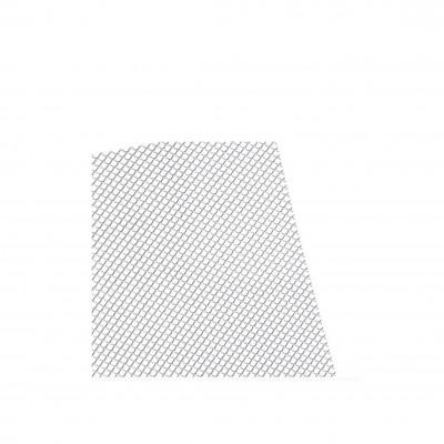 Grillage étiré galva fond de ruche, le morceau de 1mx0.5m